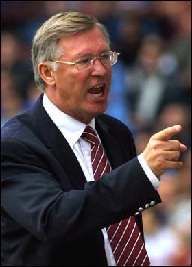 Sir Alex Ferguson terancam dijatuhi hukuman denda.