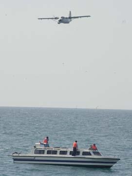 Ilustrasi: Kapal di perairan RI.